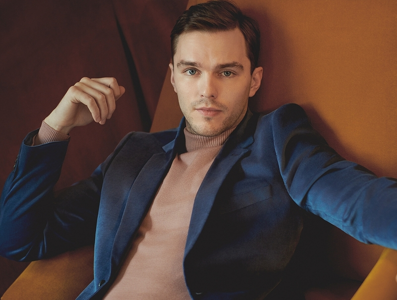 Actor Nicholas Hoult's Family: Girlfriend, Child, Siblings ...