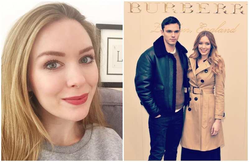 Nicholas Hoult's siblings - sister Rosanna Hoult