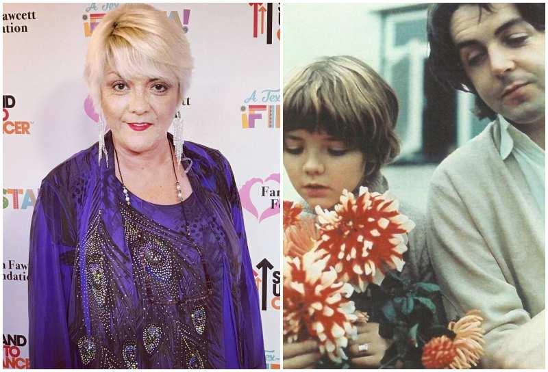 Paul McCartney's siblings - step-sister Ruth McCartney