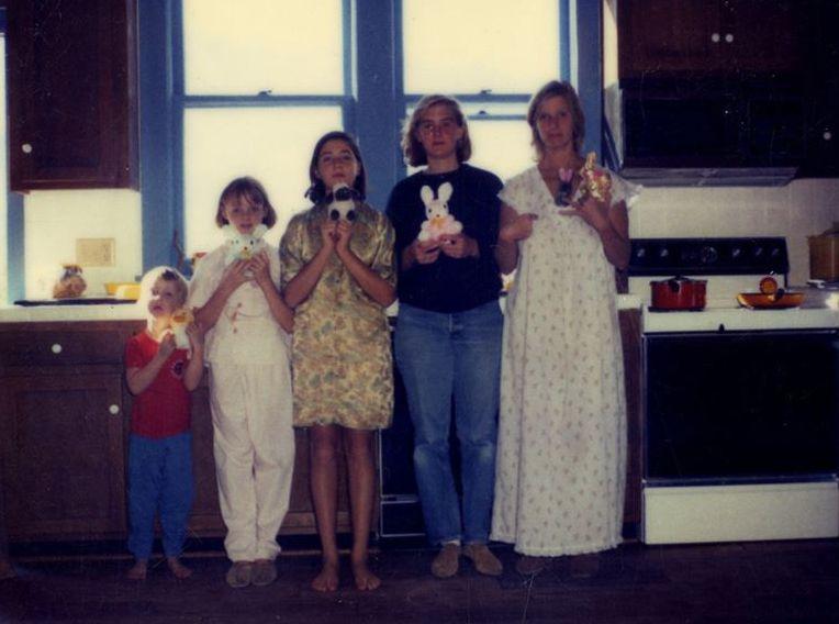 Paul McCartney's family