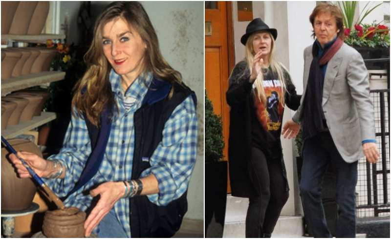 Paul McCartney's children - adopted daughter Heather Louise McCartney