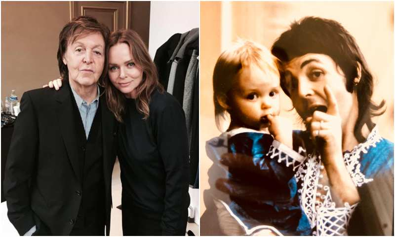 Paul McCartney's children - daughter Stella Nina McCartney