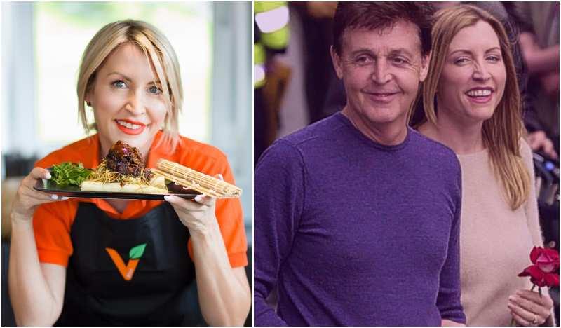 Paul McCartney's family - ex-wife Heather Mills