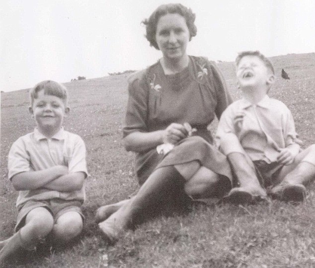 Paul McCartney's family - mother Mary Patricia McCartney