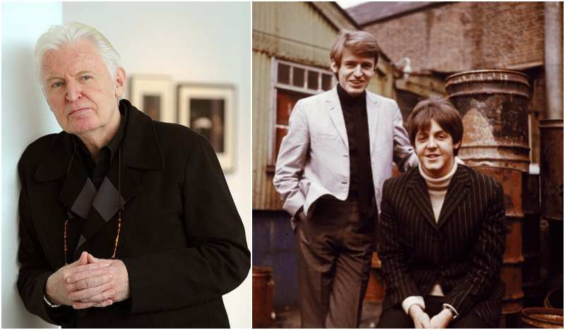 Paul McCartney's siblings - brother Mike McGear