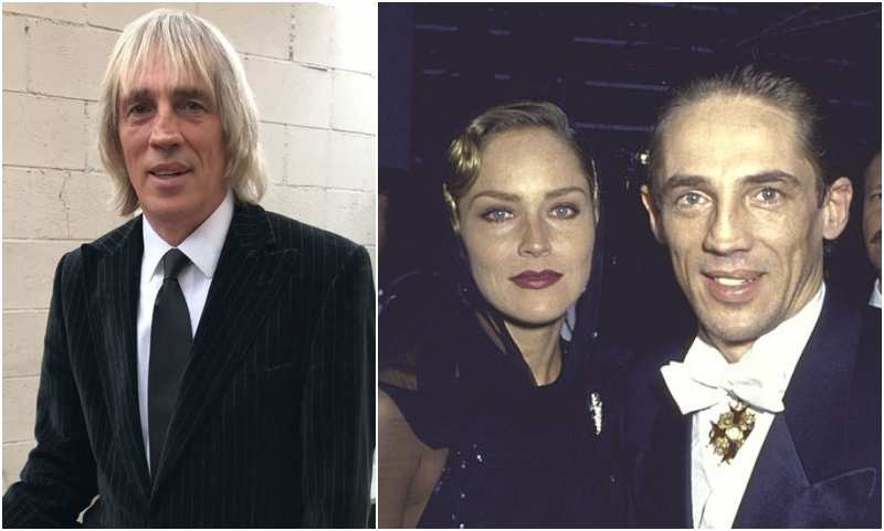 Sharon Stone's siblings - brother Michael Stone