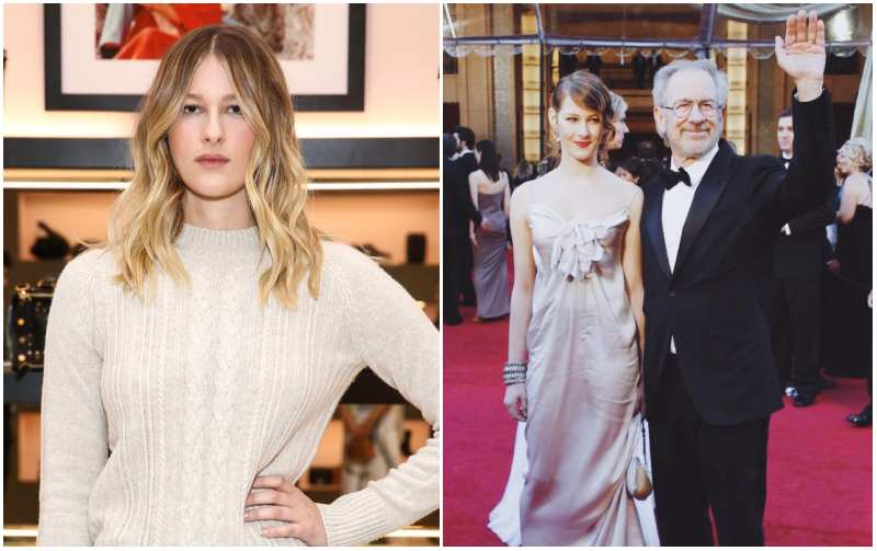 Steven Spielberg's children - daughter Destry Allyn Spielberg