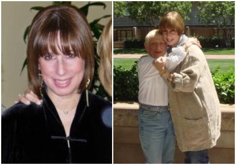 Steven Spielberg's siblings - sister Sue Spielberg