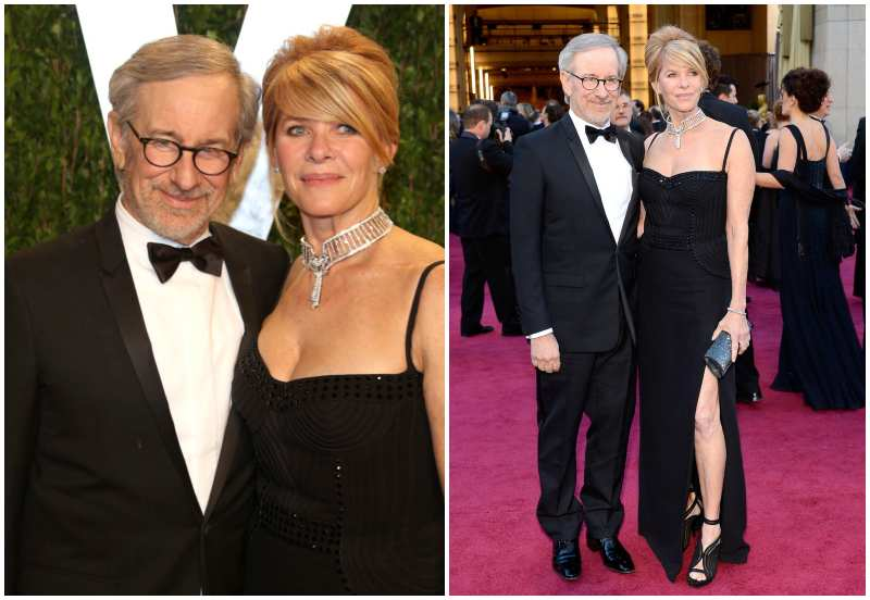 Steven Spielberg's family - wife Kate Capshaw