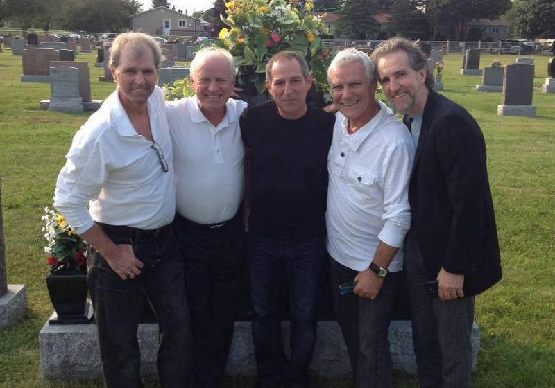 Celine Dion's family - 5 brothers