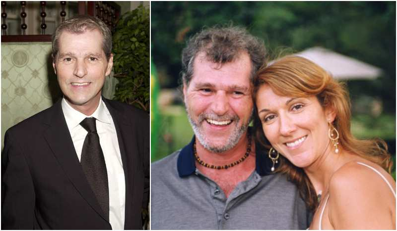 Celine Dion's siblings - brother Daniel Dion
