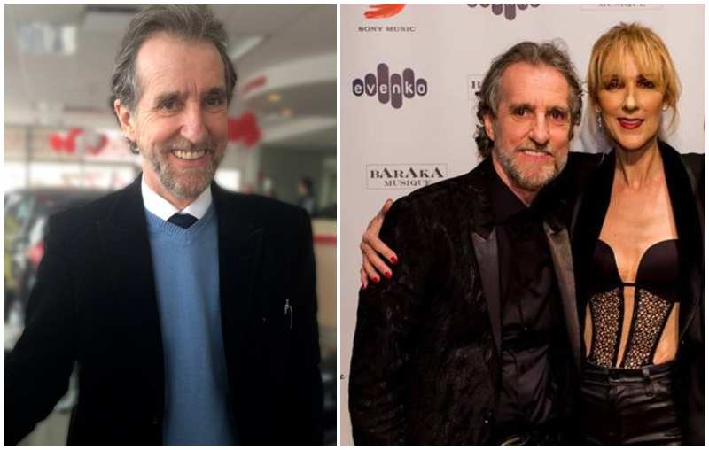 Celine Dion's siblings - brother Jacques Dion