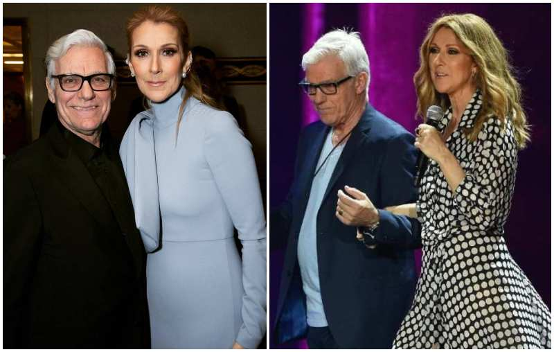 Celine Dion's siblings - brother Michel Dion