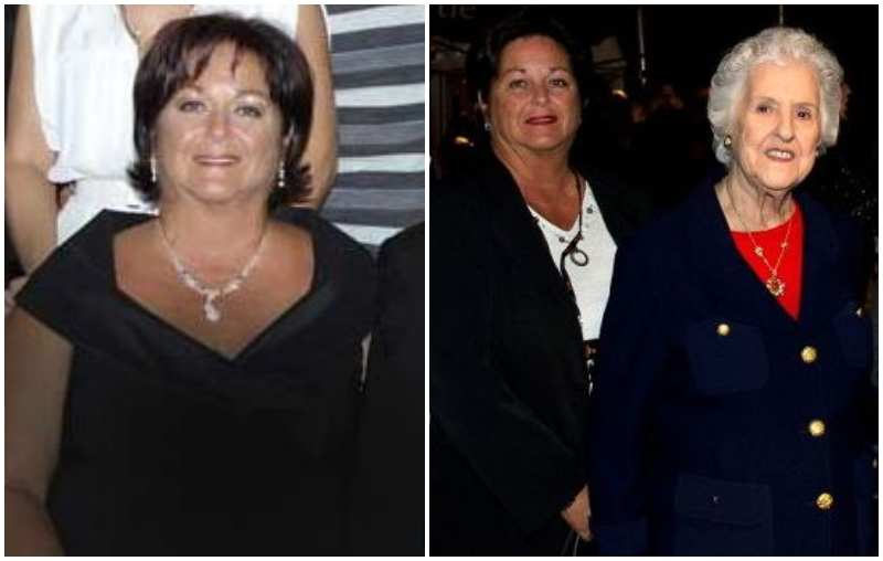 Celine Dion's siblings - sister Clement Dion