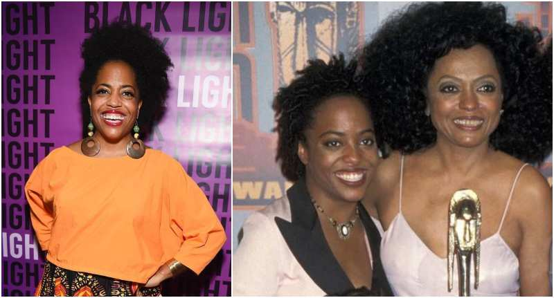 Diana Ross' children - daughter Rhonda Ross