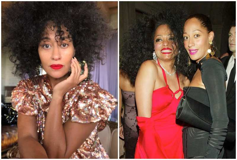 Diana Ross' children - daughter Tracee Ellis Ross