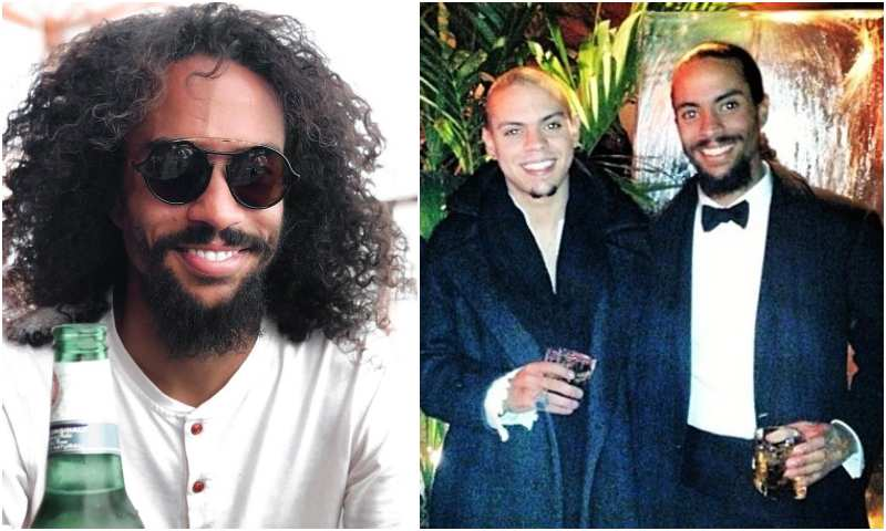 Diana Ross' children - son Ross Arne Naess