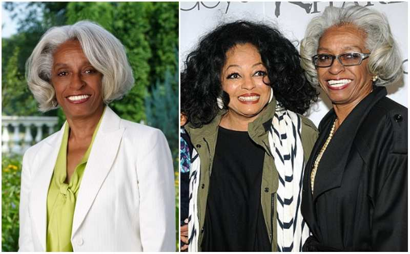 Diana Ross' siblings - sister Barbara Ross-Lee