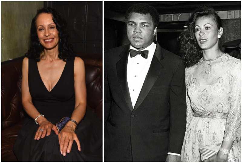 Muhammad Ali's family - ex-wife Veronica Porche Ali