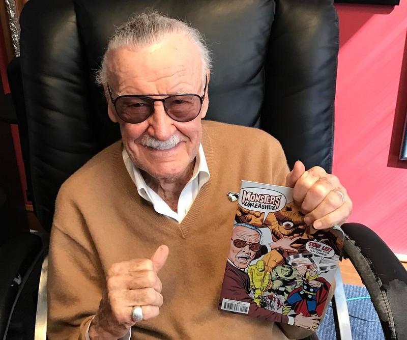Marvel Comics Creator Stan Lee's Family: Parents, Siblings ...