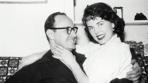 Stan Lee's family - wife Joan Boocock Lee