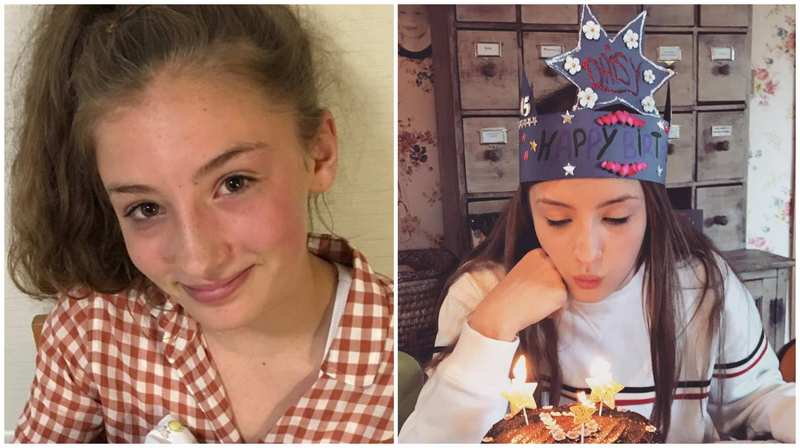 Jamie Oliver's children - daughter Daisy Boo Pamela Oliver