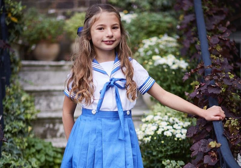 Jamie Oliver's children - daughter Petal Blossom Rainbow Oliver