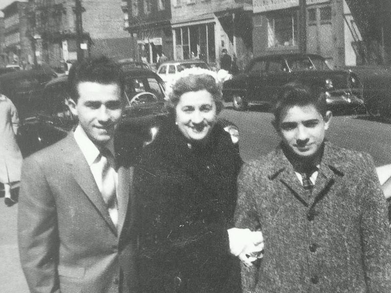 Martin Scorsese's siblings - brother Frank Scorsese