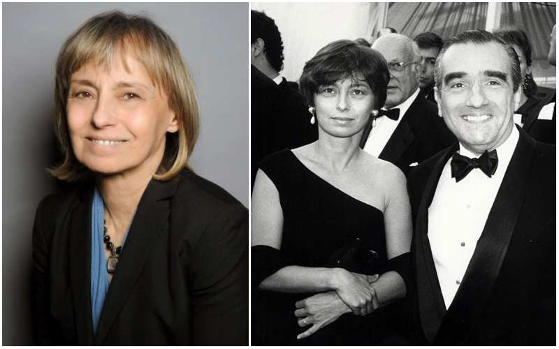 Martin Scorsese's family - ex-wife Barbara De Fina