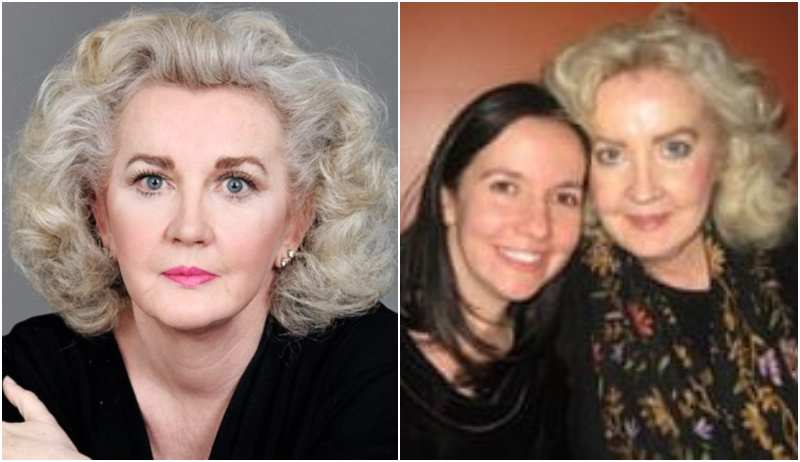 Martin Scorsese's family - ex-wife Julia Cameron