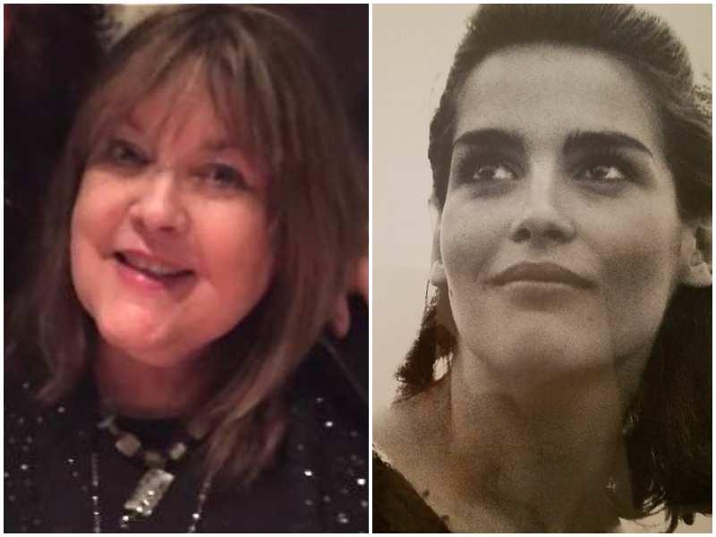 Martin Scorsese's family - ex-wife Laraine Marie Brennan