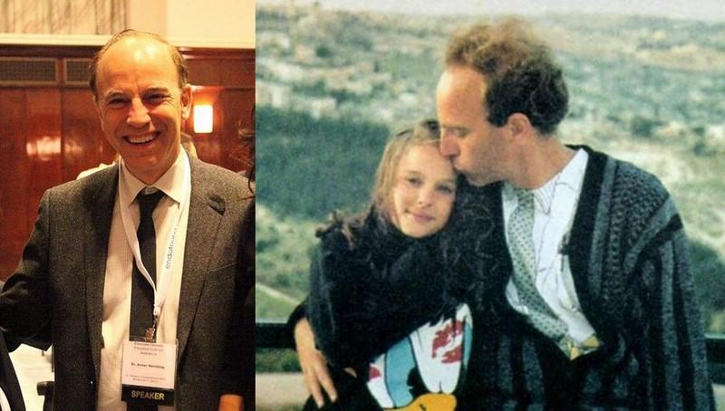 Natalie Portman's family - father Avner Hershlag