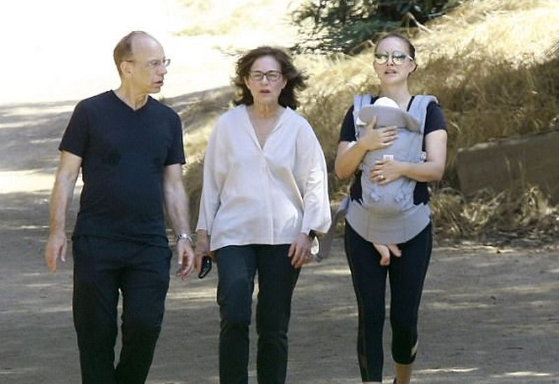 Natalie Portman's family - parents