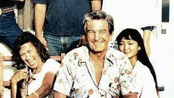 """Patrick Swayze's family - father Jesse Wayne """"Buddy"""" Swayze"""