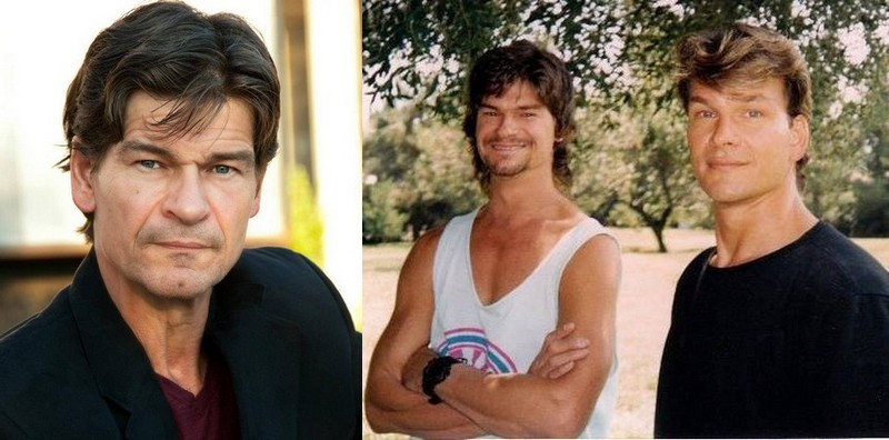 Patrick Swayze's siblings - brother Don Swayze