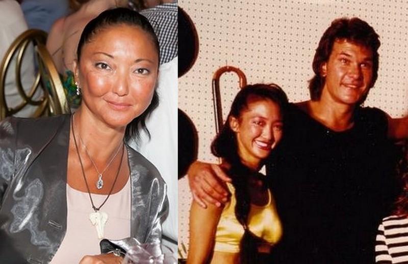 Patrick Swayze's siblings - adopted sister Bambi Swayze