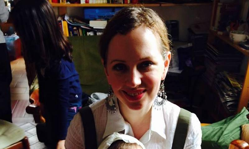 Rose McGowan's siblings - sister Eva Valentina