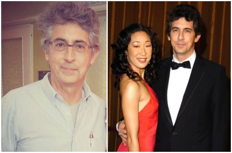 Sandra Oh's family - ex-husband Alexander Payne