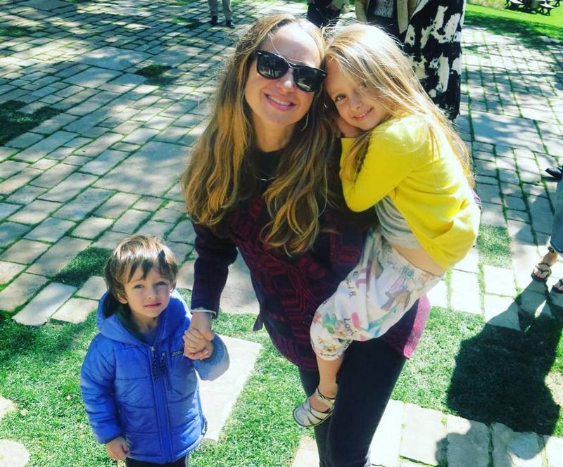 Tobey Maguire's family - ex-wife Jennifer Meyer and kids
