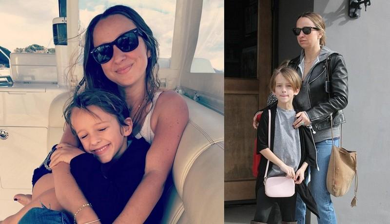 Tobey Maguire's children - son Otis Tobias Maguire