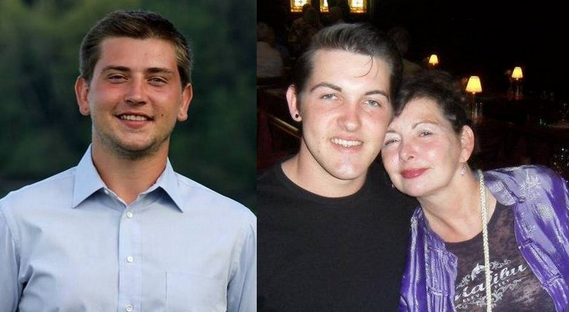 Tobey Maguire's siblings - maternal half-brother Weston Epp