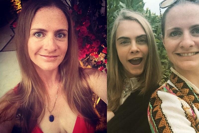 Cara Delevingne's siblings - sister Chloe Jane Delevingne
