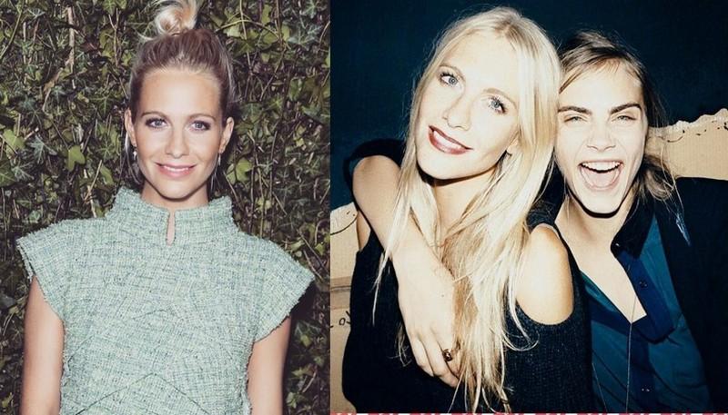 Cara Delevingne's siblings - sister Poppy Angela Delevingne