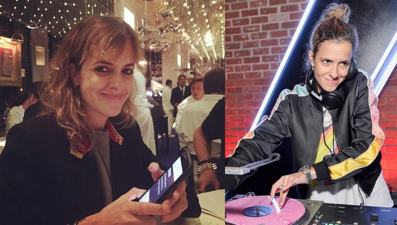 Mark Ronson's siblings - sister Samantha Ronson