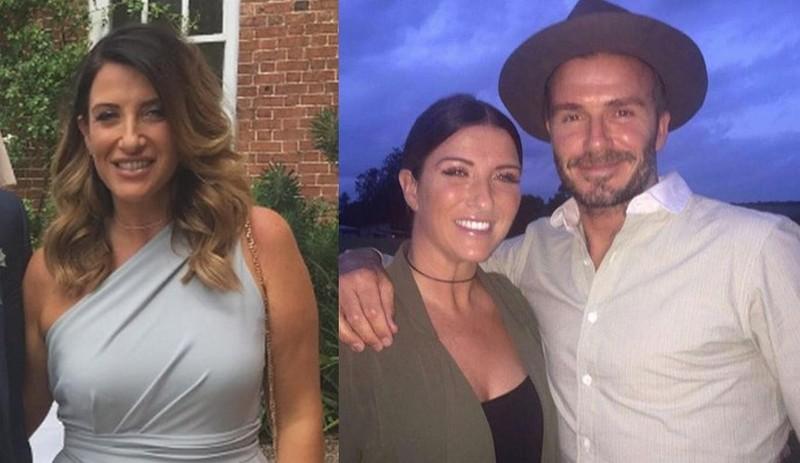 David Beckham's siblings - sister Joanne Louise Beckham