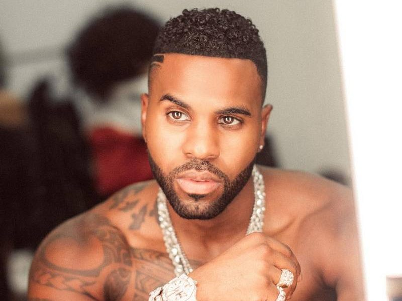 Singer/Songwriter Jason Derulo and His Family - BHW