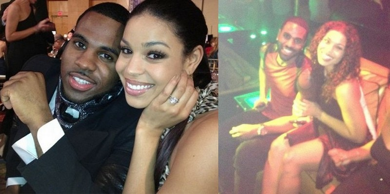 Jason Derulo's ex-girlfriend Jordin Sparks