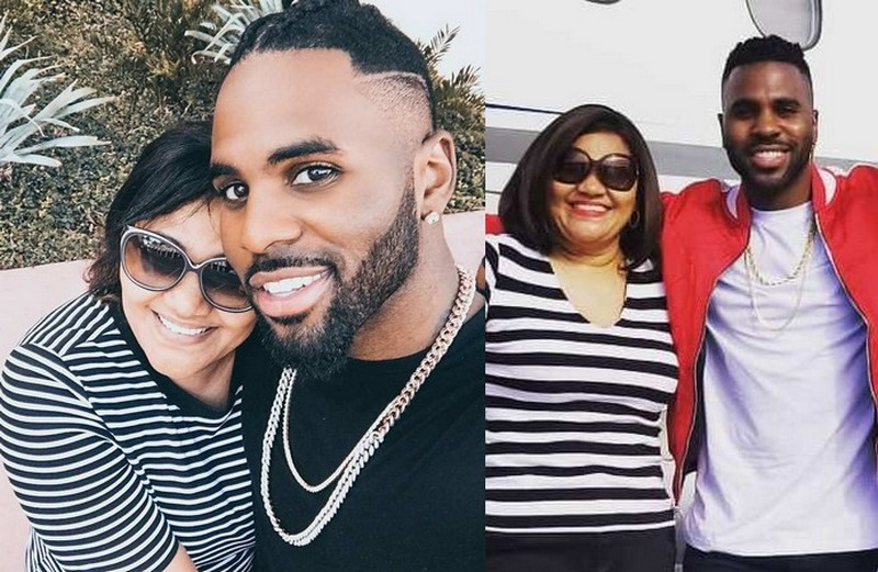 Jason Derulo's family - mother Jocelyne Desrouleaux