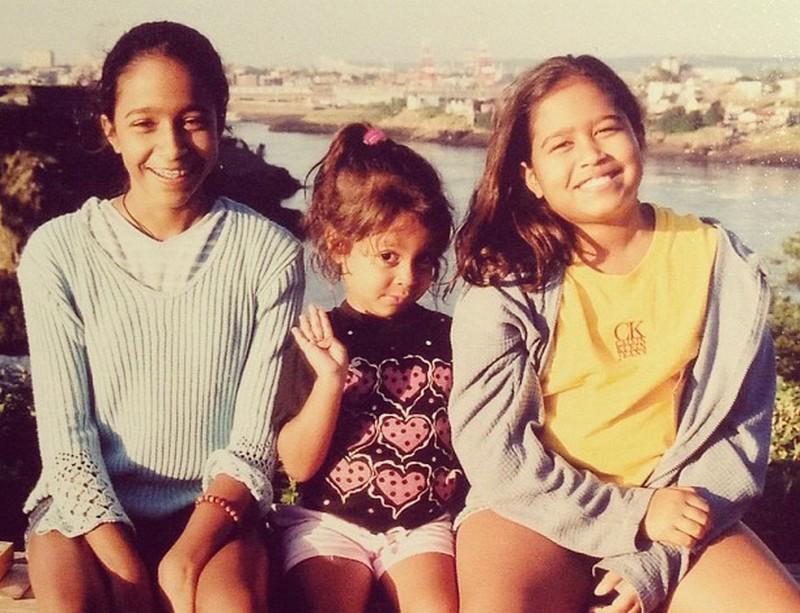 Liza Koshy's siblings