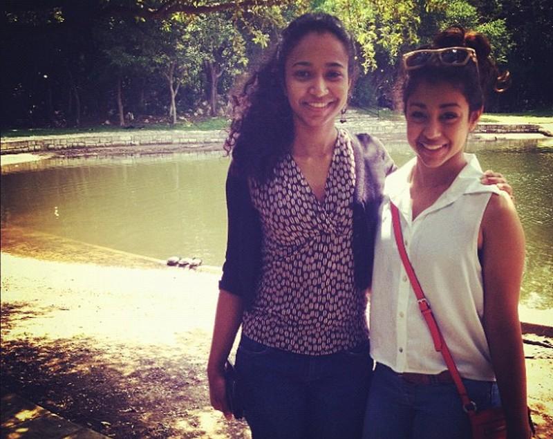 Liza Koshy's siblings - sister Rachel Koshy